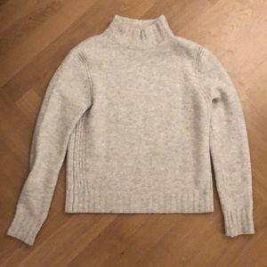 J crew turtle neck sweater
